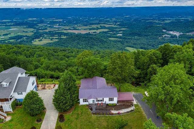 1405 Rigsby Gap Rd, Pikeville, TN 37367 (#1118616) :: Catrina Foster Group