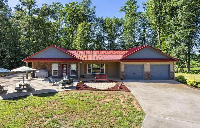 338 Hudgins Mill Rd, Madisonville, TN 37354 (#1118625) :: Billy Houston Group