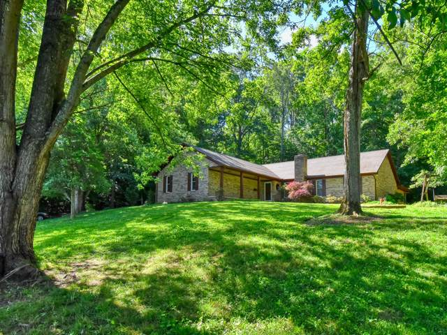 7109 Old Clinton Pike, Knoxville, TN 37921 (#1118627) :: Billy Houston Group