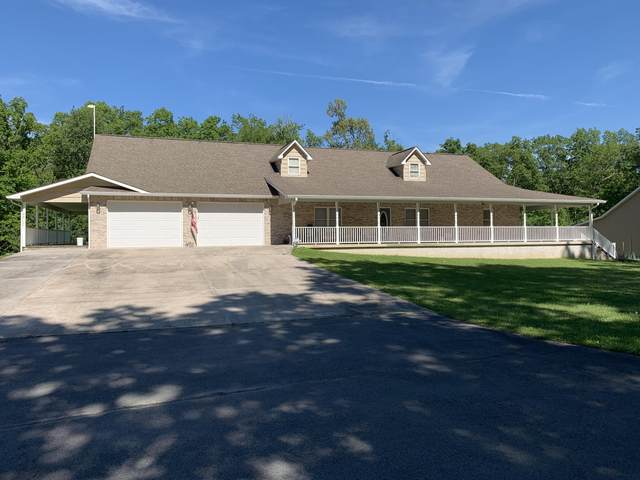 11000 Hwy 127 North, Crossville, TN 38571 (#1118635) :: Billy Houston Group