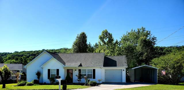 6531 Orchard Creek Lane, Knoxville, TN 37918 (#1118653) :: Realty Executives