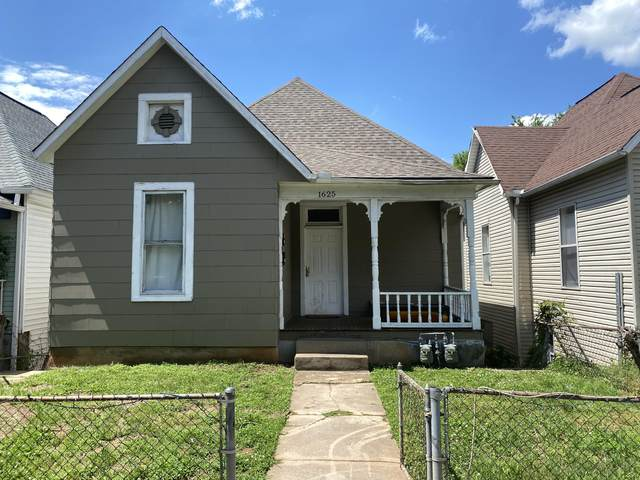 1625 Forest Ave, Knoxville, TN 37916 (#1118679) :: Venture Real Estate Services, Inc.