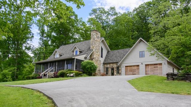 1150 Camellia Rd, Newport, TN 37821 (#1118714) :: Realty Executives