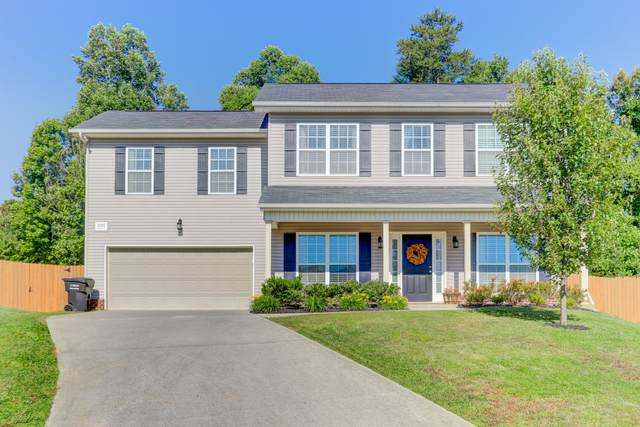 2801 Hopscotch Lane, Knoxville, TN 37931 (#1118810) :: Realty Executives