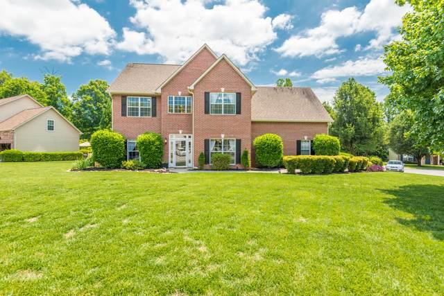 742 Cambridge Crest Lane, Knoxville, TN 37919 (#1118906) :: Realty Executives