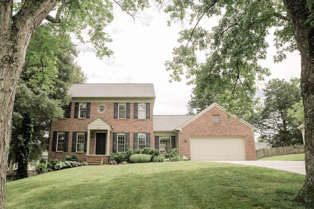 8808 Colchester Ridge Rd, Knoxville, TN 37922 (#1118927) :: Realty Executives