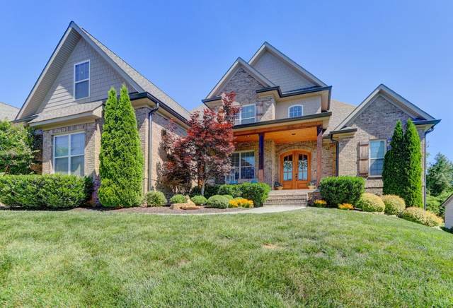 10031 Fox Cove Rd, Knoxville, TN 37922 (#1118931) :: Realty Executives