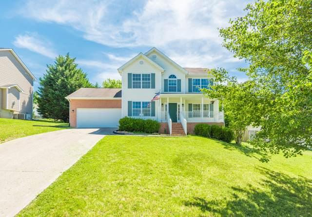 5818 San Cristebal Lane, Knoxville, TN 37921 (#1118940) :: Venture Real Estate Services, Inc.