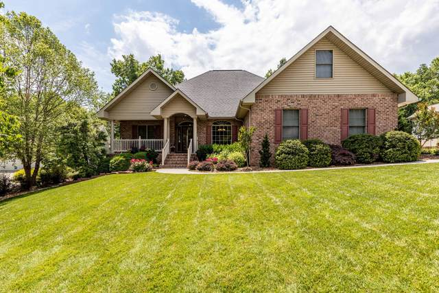 128 Mountain View, Fairfield Glade, TN 38558 (#1118967) :: Venture Real Estate Services, Inc.