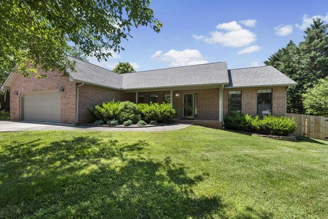 1881 Southcliff Drive, Maryville, TN 37803 (#1119079) :: Exit Real Estate Professionals Network