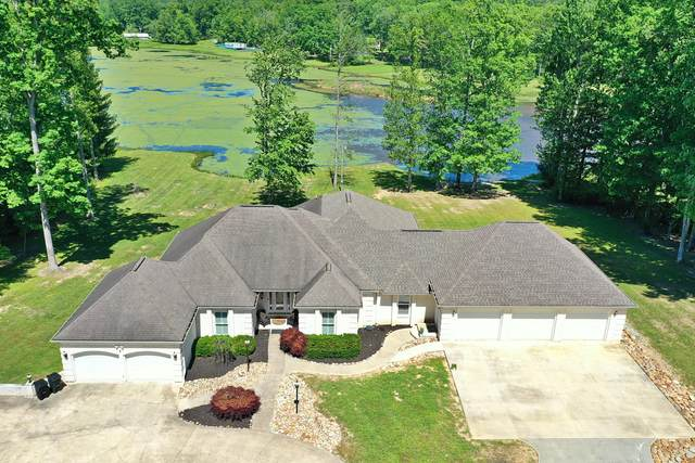 195 S Lake Drive, Oneida, TN 37841 (#1119086) :: Realty Executives