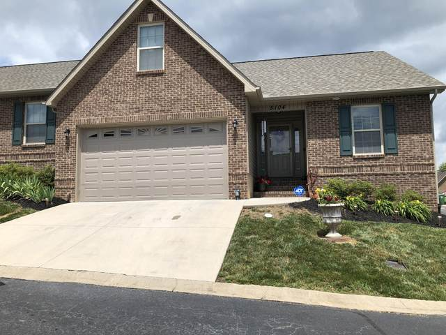 5104 Sandy Knoll Way, Knoxville, TN 37918 (#1119229) :: Venture Real Estate Services, Inc.