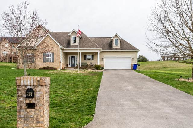 824 Commonwealth Ave, Strawberry Plains, TN 37871 (#1119293) :: Catrina Foster Group