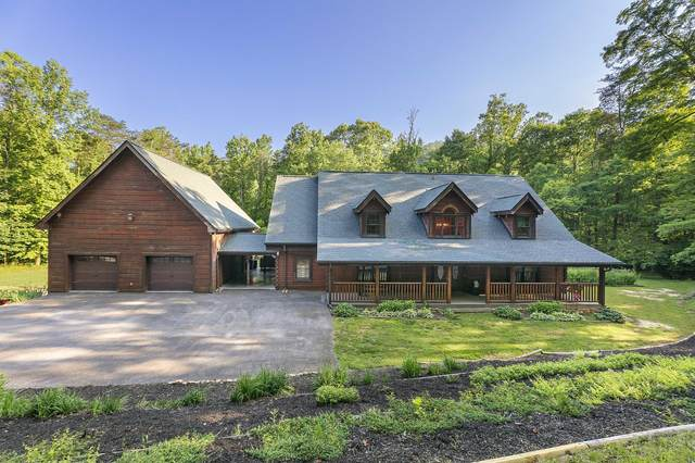 350 Babahatchie Drive, Harriman, TN 37748 (#1119298) :: The Cook Team
