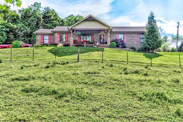 346 Hunters Branch Lane, LaFollette, TN 37766 (#1119307) :: Venture Real Estate Services, Inc.