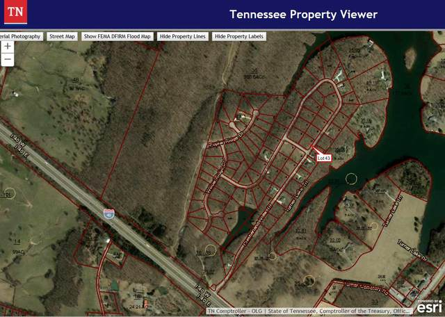 Cumberland View Drive, Crossville, TN 38571 (#1119428) :: Catrina Foster Group