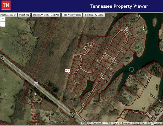 Willow Ridge Drive, Crossville, TN 38571 (#1119479) :: Tennessee Elite Realty