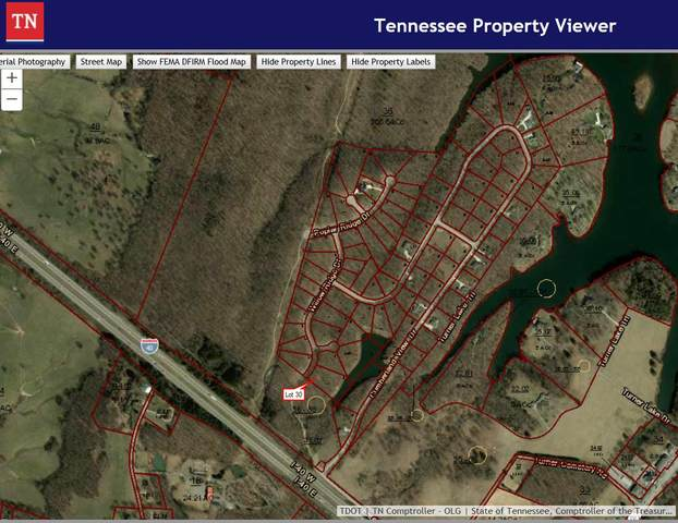 Willow Ridge Drive, Crossville, TN 38571 (#1119487) :: Tennessee Elite Realty