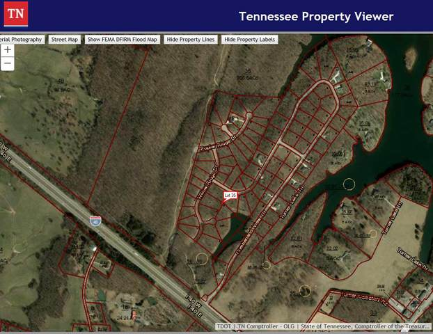 Willow Ridge Drive, Crossville, TN 38571 (#1119493) :: Tennessee Elite Realty