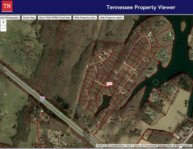 Cumberland View Drive, Crossville, TN 38571 (#1119495) :: Tennessee Elite Realty