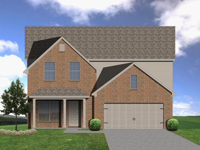 2356 Waterstone Blvd, Knoxville, TN 37932 (#1119542) :: Venture Real Estate Services, Inc.