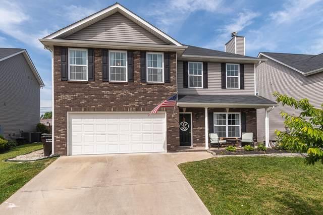 7348 Lucky Clover Lane, Knoxville, TN 37931 (#1119548) :: Venture Real Estate Services, Inc.
