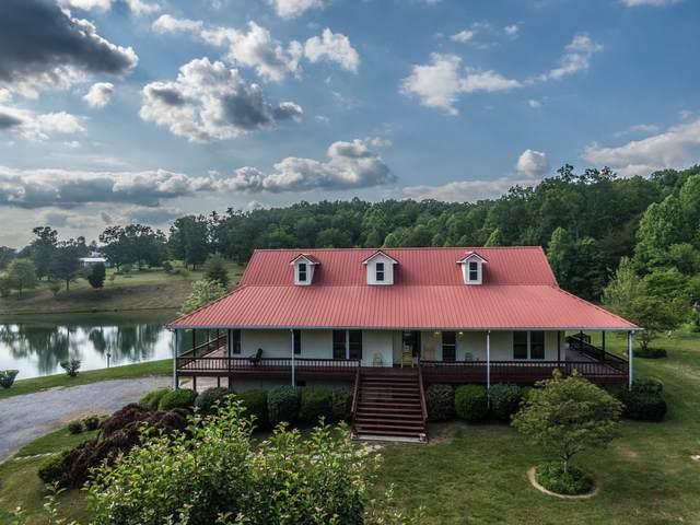 257 Clark Lane, Pikeville, TN 37367 (#1119622) :: Catrina Foster Group