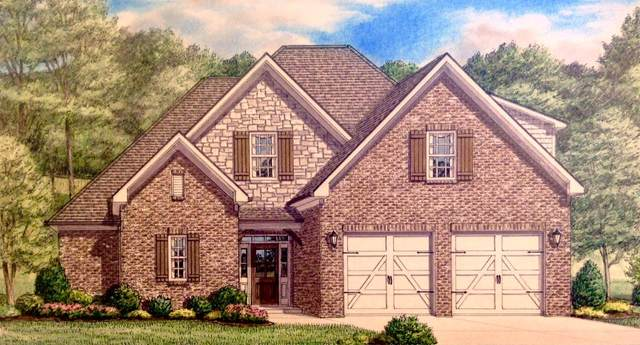 2101 Mystic Ridge Rd, Knoxville, TN 37922 (#1119672) :: Catrina Foster Group