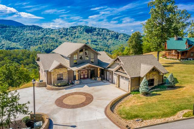 2714 Red Sky Drive, Sevierville, TN 37862 (#1119814) :: Realty Executives