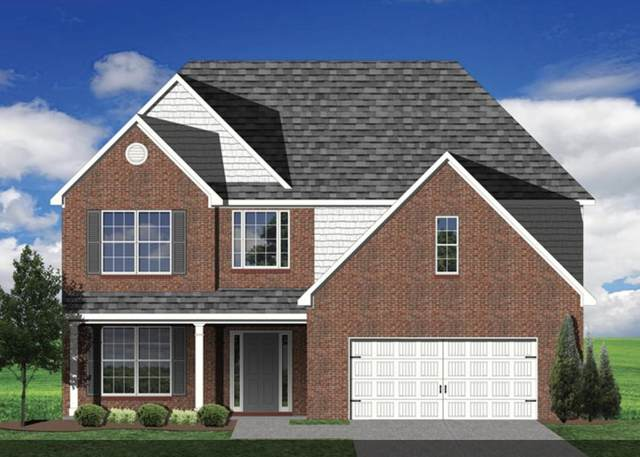 813 Copperwood Lane, Maryville, TN 37801 (#1119924) :: Venture Real Estate Services, Inc.