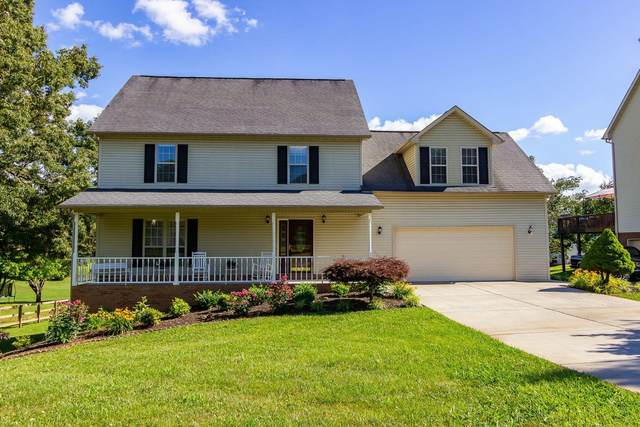 4519 Majestic Magnolia Lane, Morristown, TN 37814 (#1120038) :: The Sands Group