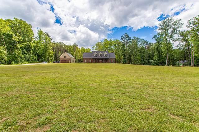 8022 Washington Pike, Corryton, TN 37721 (#1120148) :: Venture Real Estate Services, Inc.