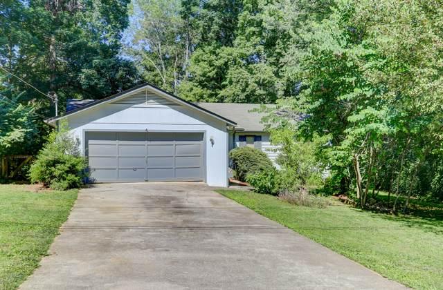 629 Banbury Rd, Farragut, TN 37934 (#1120156) :: Billy Houston Group