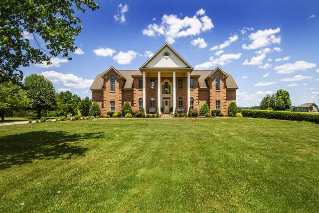 8305 N Ruggles Ferry Pike, Strawberry Plains, TN 37871 (#1120242) :: Catrina Foster Group