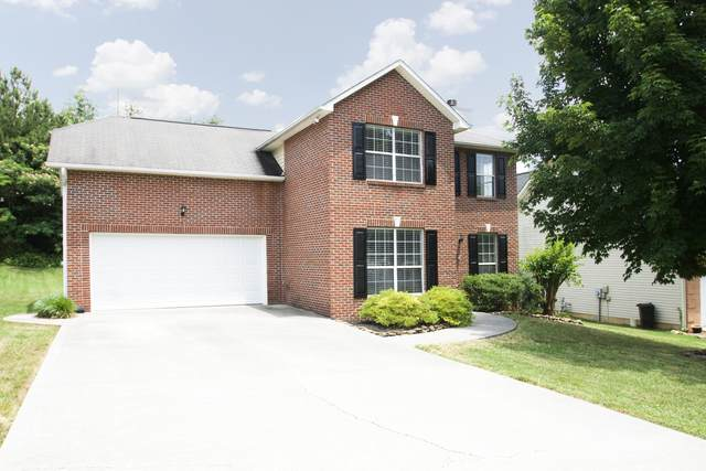 6832 Avensong Lane, Knoxville, TN 37909 (#1120301) :: Catrina Foster Group