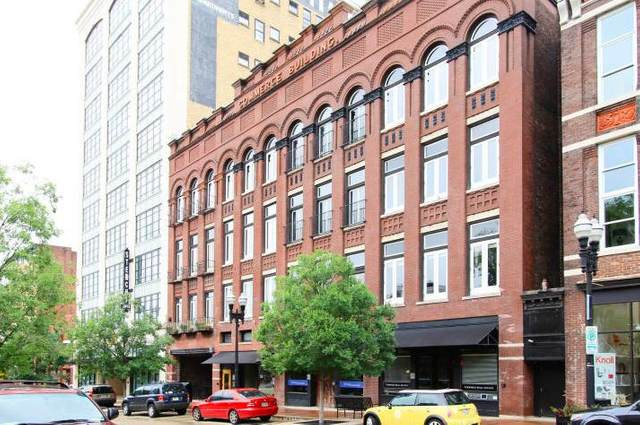 122 S Gay St # 205, Knoxville, TN 37902 (#1120385) :: Venture Real Estate Services, Inc.