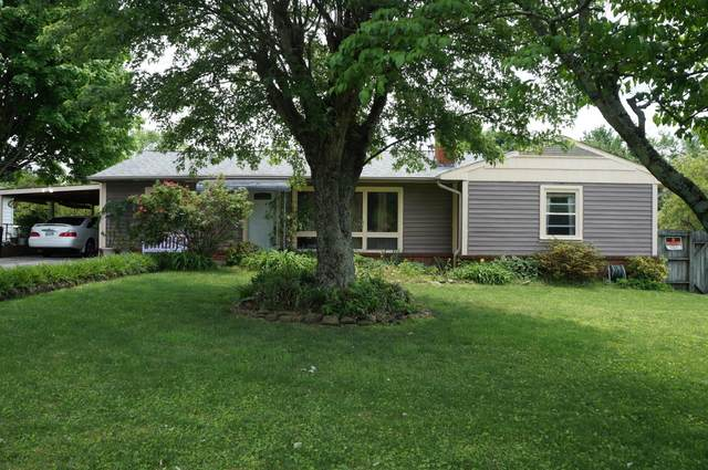 4316 Strolling Drive, Knoxville, TN 37912 (#1120411) :: Venture Real Estate Services, Inc.
