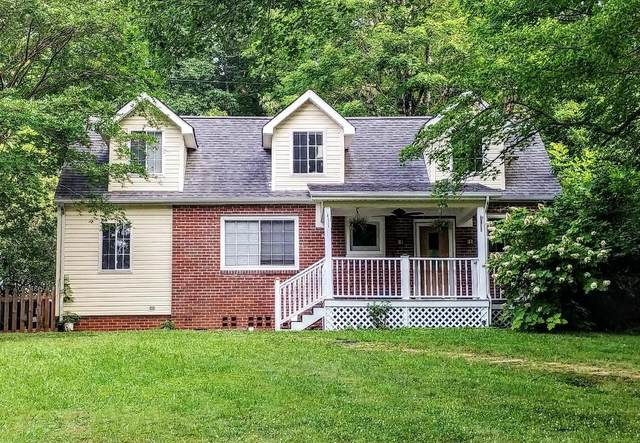 138 Crescent Rd, Norris, TN 37828 (#1120500) :: Billy Houston Group