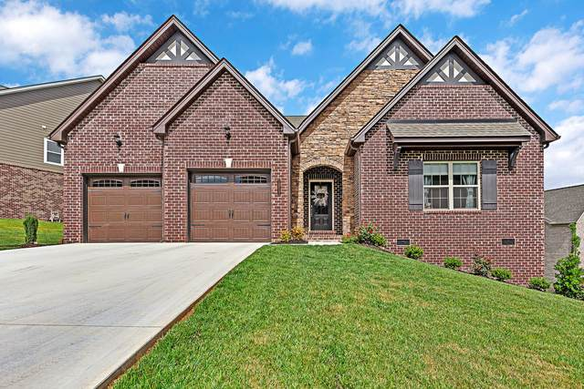 10717 Hunters Knoll Lane, Knoxville, TN 37932 (#1120517) :: Venture Real Estate Services, Inc.