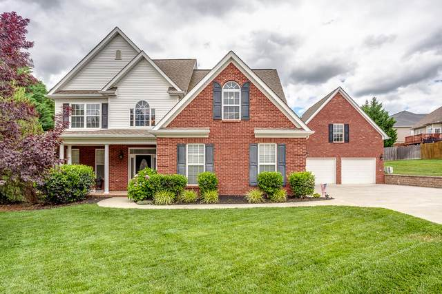 2611 Macy Blair Rd, Knoxville, TN 37931 (#1120660) :: Venture Real Estate Services, Inc.