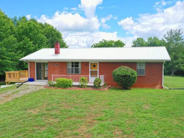 707 W Cross Rd, Dandridge, TN 37725 (#1120708) :: Adam Wilson Realty