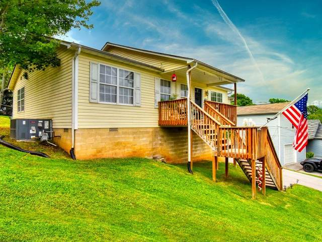 4522 Twin Pines Drive, Knoxville, TN 37921 (#1120715) :: The Sands Group