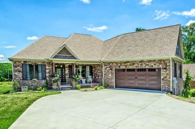 228 Chickasaw Lane, Loudon, TN 37774 (#1120867) :: Billy Houston Group