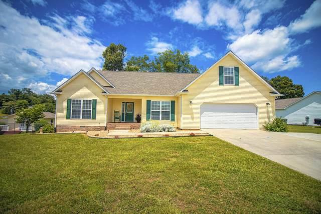 205 Timber Ridge Circle, Madisonville, TN 37354 (#1120952) :: Realty Executives Associates Main Street
