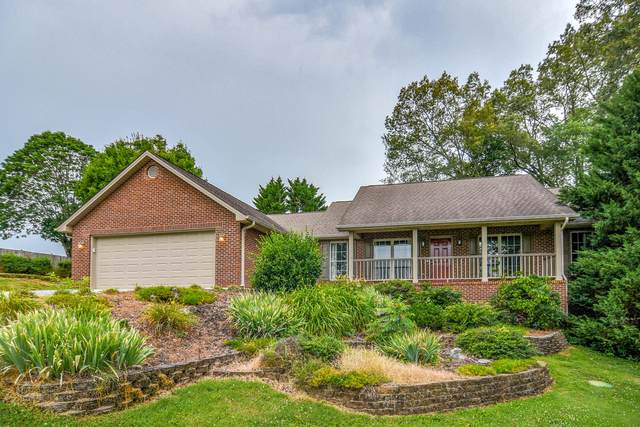214 Chapman Overlook Drive, Seymour, TN 37865 (#1121005) :: Shannon Foster Boline Group