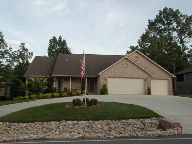 207 Forest Hill Drive, Fairfield Glade, TN 38558 (#1121106) :: Catrina Foster Group