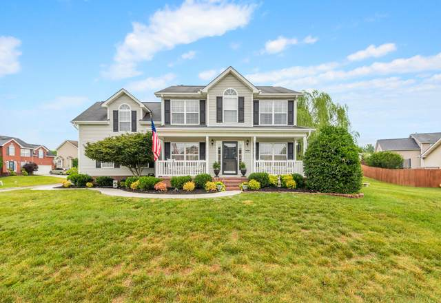 3321 Lighted Path Lane, Knoxville, TN 37931 (#1121202) :: Venture Real Estate Services, Inc.