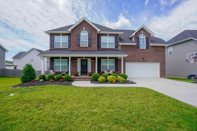 2711 Sweeping Rain Lane, Knoxville, TN 37931 (#1121312) :: Venture Real Estate Services, Inc.