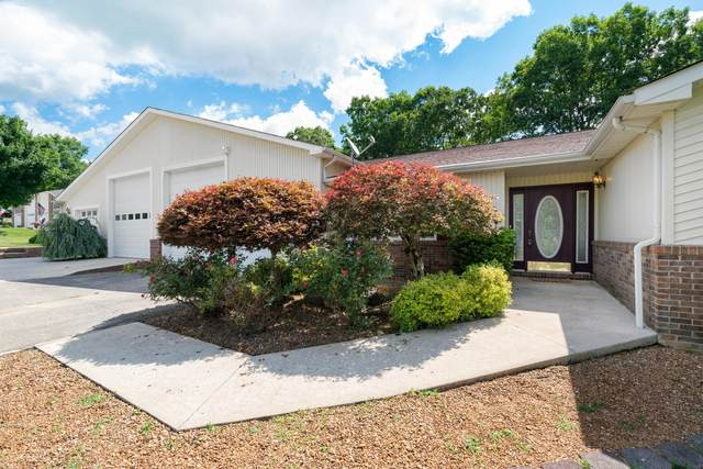 90 Hawthorn Loop, Crossville, TN 38555 (#1121395) :: Catrina Foster Group