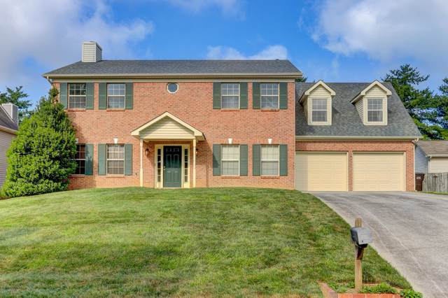 1305 Oak Haven Rd, Knoxville, TN 37932 (#1121430) :: Billy Houston Group